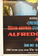 ALFREDO, ALFREDO (Bottom Left) Cinema One Sheet Movie Poster