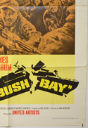 AMBUSH BAY (Bottom Right) Cinema One Sheet Movie Poster