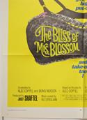 THE BLISS OF MRS. BLOSSOM (Bottom Left) Cinema One Sheet Movie Poster