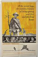 THE FOOL KILLER Cinema One Sheet Movie Poster
