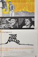 THE FOOL KILLER (Bottom Right) Cinema One Sheet Movie Poster