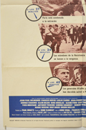 IS PARIS BURNING (Bottom Left) Cinema One Sheet Movie Poster