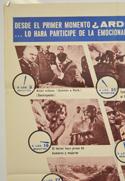 IS PARIS BURNING (Top Left) Cinema One Sheet Movie Poster