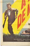 THE LONGEST HUNDRED MILES (Bottom Left) Cinema One Sheet Movie Poster