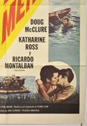 THE LONGEST HUNDRED MILES (Bottom Right) Cinema One Sheet Movie Poster