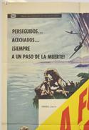 THE LONGEST HUNDRED MILES (Top Left) Cinema One Sheet Movie Poster