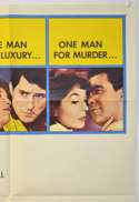 MAN IN THE DARK (Top Right) Cinema One Sheet Movie Poster
