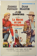 Rough Night In Jericho <p><i> Spanish One Sheet Poster </i></p>