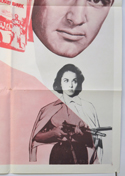 SOMETHING OF VALUE (Bottom Right) Cinema One Sheet Movie Poster