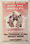 Teahouse Of The August Moon (The) <p><i> (Military Release Poster) </i></p>