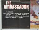 THE AMBASSADOR (Bottom Left) Cinema Quad Movie Poster