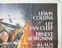 CODENAME WILDGEESE (Top Right) Cinema Quad Movie Poster