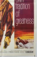 ONE-EYED JACKS (Bottom Right) Cinema One Sheet Movie Poster