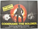 CODENAME : THE SOLDIER Cinema Quad Movie Poster