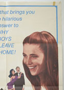 ENTER LAUGHING (Top Right) Cinema One Sheet Movie Poster