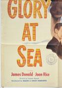 GLORY AT SEA (Bottom Left) Cinema One Sheet Movie Poster