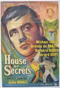 HOUSE OF SECRETS Cinema One Sheet Movie Poster