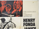 KILLER ON A HORSE (Top Right) Cinema Quad Movie Poster
