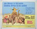 MISTER MOSES Cinema Half Sheet Movie Poster