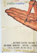 TOM THUMB (Bottom Left) Cinema One Sheet Movie Poster