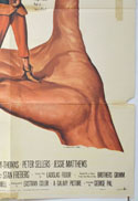 TOM THUMB (Bottom Right) Cinema One Sheet Movie Poster