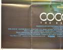 COCOON : THE RETURN (Bottom Left) Cinema Quad Movie Poster