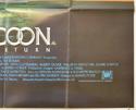 COCOON : THE RETURN (Bottom Right) Cinema Quad Movie Poster