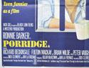 PORRIDGE - TO RUSSIA WITH ELTON (Bottom Left) Cinema Quad Movie Poster