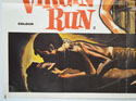 RUN VIRGIN RUN - THE SEX SEEKERS (Bottom Left) Cinema Quad Movie Poster