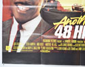 ANOTHER 48HRS (Bottom Left) Cinema Quad Movie Poster