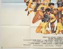 A CHORUS LINE (Bottom Left) Cinema Quad Movie Poster