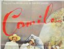 CAMILA (Top Left) Cinema Quad Movie Poster