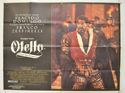 OTELLO Cinema Quad Movie Poster