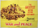 War and Peace <p><i> (1980's re-release poster) </i></p>
