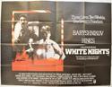 WHITE NIGHTS Cinema Quad Movie Poster