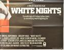 WHITE NIGHTS (Bottom Right) Cinema Quad Movie Poster