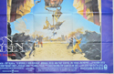 THE ADVENTURES OF BARON MUNCHAUSEN (Bottom Right) Cinema Quad Movie Poster