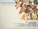 A CHORUS LINE (Bottom Left) Cinema Quad Movie Poster