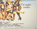 A CHORUS LINE (Bottom Right) Cinema Quad Movie Poster