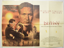 A TIME OF DESTINY Cinema Quad Movie Poster