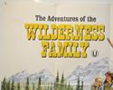 ADVENTURES OF THE WILDERNESS FAMILY (Top Left) Cinema Quad Movie Poster