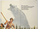 ADVENTURES OF THE WILDERNESS FAMILY (Top Right) Cinema Quad Movie Poster