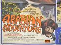 ARABIAN ADVENTURE / WARLORDS OF ATLANTIS (Bottom Left) Cinema Quad Movie Poster