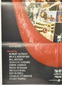 ARIA (Bottom Left) Cinema One Sheet Movie Poster
