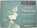 ASYA'S HAPPINESS Cinema Quad Movie Poster