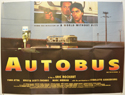 AUTOBUS Cinema Quad Movie Poster