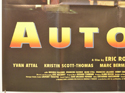 AUTOBUS (Bottom Left) Cinema Quad Movie Poster