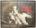 BODY HEAT Cinema Quad Movie Poster