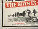 THE BOYS IN COMPANY C (Bottom Left) Cinema Quad Movie Poster