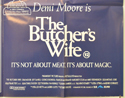 THE BUTCHER'S WIFE (Bottom Right) Cinema Quad Movie Poster